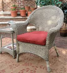 home and furniture astonishing resin wicker outdoor furniture at veranda high back chair with cushion