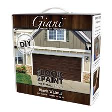 Giani Black Walnut Wood Look Kit for Garage Doors – Giani Inc.