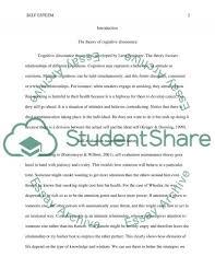 self esteem paper term example topics and well written essays  self esteem paper essay example