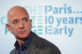 Jeff Bezos will step down as Amazon CEO ...