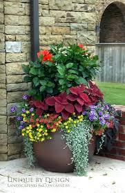 big flower pots huge diy large cement