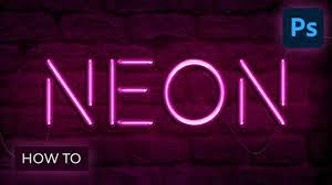 Realistic Neon Light Text Effect ...
