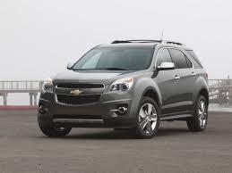 Chevrolet Equinox, GMC Terrain Top Crash Ratings For Midsize SUVs