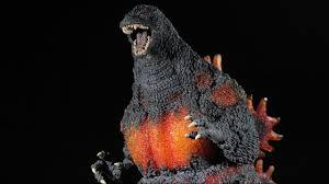 Godzilla against mechagodzilla toho daikaiju series godzilla. X Plus Gigantic Series Godzilla 1995 Burning Godzilla Review Youtube