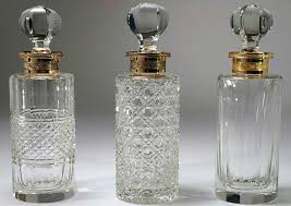 Decorative Perfume Bottles For Sale Perfumes Cosmetics Crystal perfume bottles 2