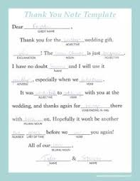 These Wedding Thank-You Note Templates Are Legit Essential ...