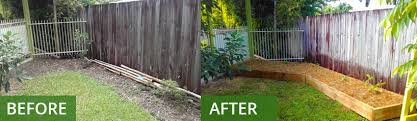 Small Picture Cairns Landscaping Green Stripe Services Cairns Landscaping