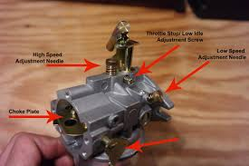 carburetors how do they work part 1 isavetractors the images below are of a kohler 30 style carburetor found in kohler k series engines k321 and k341