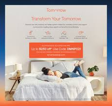 lomrrowtransform your tomorrovwdiscover the new mattress and sleep system crafted for unrivaled comfort and supportby the