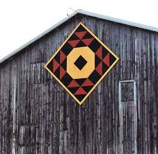 17 Best images about Barn Quilt on Pinterest | Barn quilt patterns ... & Historic Barns & Quilts Adamdwight.com
