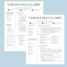 New Grad Student Resume Template Verona
