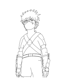 Small Picture Naruto Coloring Pages fablesfromthefriendscom