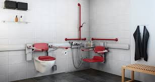 bathroom for elderly. Enware\u0027s New Flexible And Functional Bathroom Range Caters To The Needs Of Disabled, Elderly Or Less Mobile Persons For