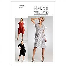 Marcy Tilton Patterns Unique Vogue Marcy Tilton Designer Sewing Pattern 48 Ladies Dress Sizes