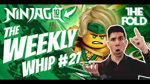 Ninjago WEEKLY WHIP EP27 | Your Version of Weekend Whip + The Perfect LEGO  Set! - YouTube