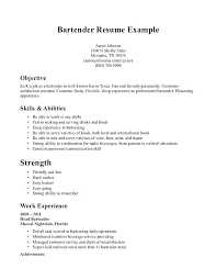 Resume Format For Students With No Experience No Experience Resume