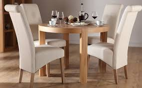 dining room sets for 4 awesome dinette table and chairs charming white oak 16