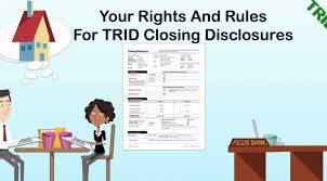Trid Laws Cfpb Archives Florida Agency Network
