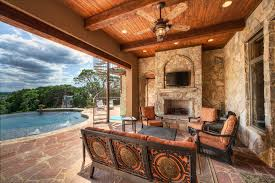 high end patio furniture Patio Mediterranean with ceiling ceiling