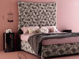 Diy Upholstered Headboard Exclusive Idea Inspirations Fancy