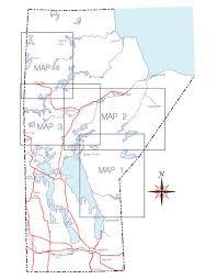 Manitoba Distance Chart Winter Roads In Manitoba Manitoba Infrastructure