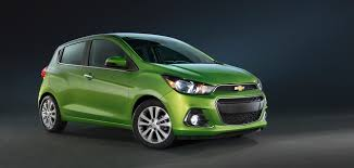 chevrolet spark Archives - The Truth About Cars