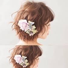 ジューンブライド花嫁さんにおすすめしたいヘアスタイル3選ショート