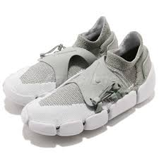 Details About Nike Footscape Flyknit Dm Grey Men Running Lifestyle Slip On Shoes Ao2611 002
