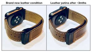 good band to try next would be our leather deployant band it comes with a really slick quick on off able buckle and the stitching is to for