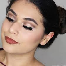 this glam party makeup tutorial for new years uses all s see how to
