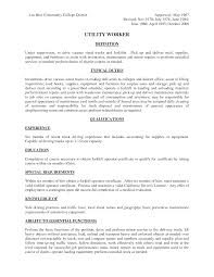 16 Forklift Operator Resume Examples Samples Auterive31 Com