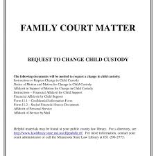 child custody presentation template how to write statutory declaration templates