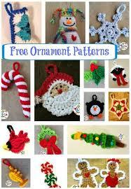 CAL 2014: Countdown Calendar. Crochet Ornament PatternsDiy Crochet  OrnamentsFree Christmas ...