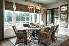 farmhouse dining table lighting collections farmhouse dining