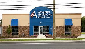 adventist healthcare urgent care