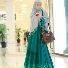 Hasil gambar untuk gambar baju muslim syar'i untuk remaja