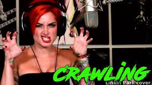 Linkin Park - <b>Chester Bennington</b> - Crawling - cover - Kati Cher ...