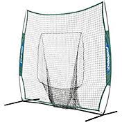 Product Image PRIMED 7\u0027 Instant Net w/ Big Pocket Baseball Pitching Nets, Screens \u0026 Rebounders | Best Price Guarantee