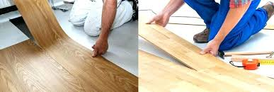 allure vinyl plank flooring vinyl wood flooring vs laminate two men lay laminate and vinyl flooring allure vinyl plank flooring allure vinyl plank flooring