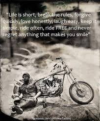 Motorcycle Quotes Gorgeous Quote About Life W A Motorcycle Harleys Pinterest Bikers