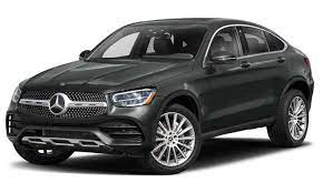 Both share the same petrol and diesel engines and trim grades including sport, amg line and amg line premium, and all come with permanent 4wd. 2020 Mercedes Benz Glc 300 Coupe Lease Special For 619 Per Month Benzel Busch Englewood Nj
