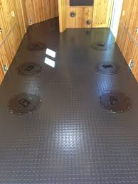 enclosed trailer flooring ideas. So I Could Easily Foam It And Probably Will, But How Often Does One Need To Remove Replace A Catch Cover? Sure Would Be Bear With Caulk The Foam. Enclosed Trailer Flooring Ideas O