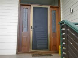 glass screen doors