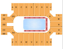 Erie Tullio Arena Seating Chart Disney On Ice Tickets