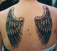 Motiv Tetování Andělská Křídla 2jpg Motivy Tetování Vzor Tetování
