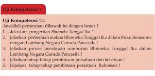 Saling menghargai dengan baik antar warga negara indonesia. Jawaban Uji Kompetensi 7 1 Halaman 154 Pkn Kelas 7 Persatuan Indonesia Belajar 84 Belajarlagi