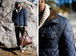 FALL ETIQUETTE / THE QUILTED JACKET // men's fashion blog & FALL ETIQUETTE / THE QUILTED JACKET Adamdwight.com