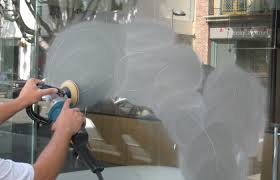 how to remove scratches on glass