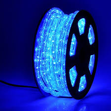 view bench rope lighting. christmas lighting led rope light 50ft blue w connector view bench