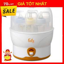 GIÁ TỐT NHẤT ] Máy tiệt trùng bình sữa Fatzbaby FB4019SL [ HÀNG CHÍNH HÃNG  ] giá cạnh tranh